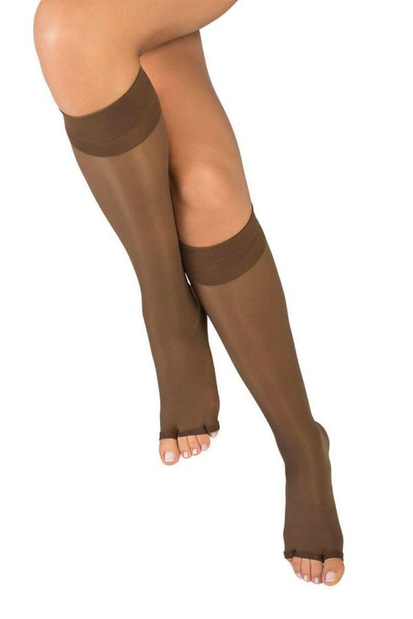 Medivaric-High-Compression-Knee-High-Stockings-1233-Front-Web