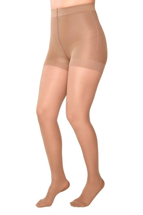 Medivaric-Low-Compression-Stockings-1111-Beige-Front-Web