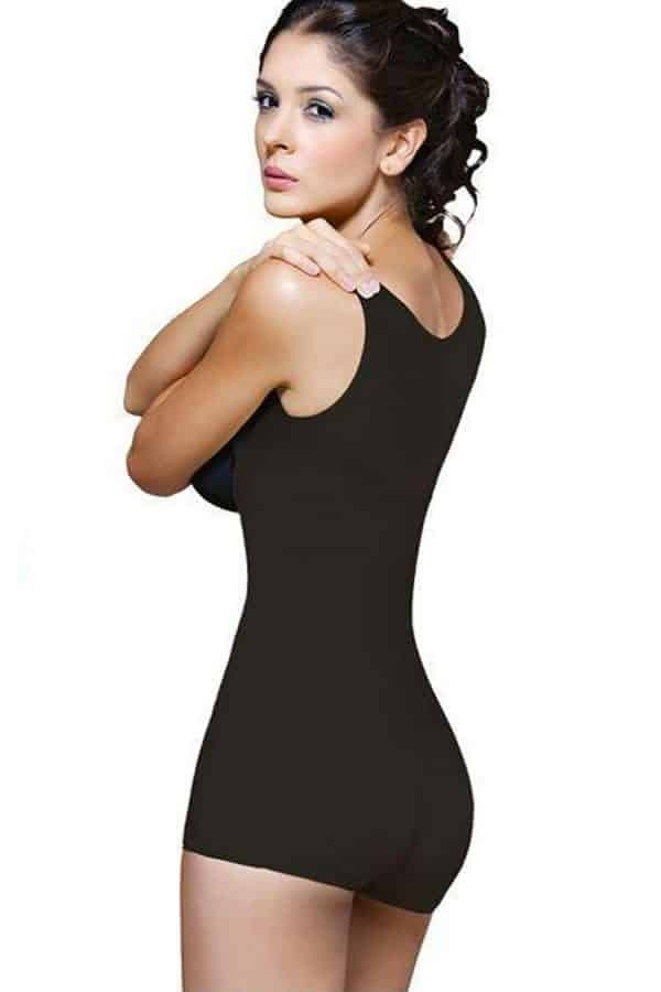 Wonderfit-High-Back-Underbust-Body-Shaper-138-Black-Back-Web