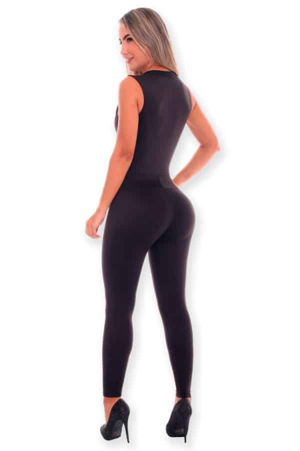 Jumpsuit-Wonderfit-877-Black-Back