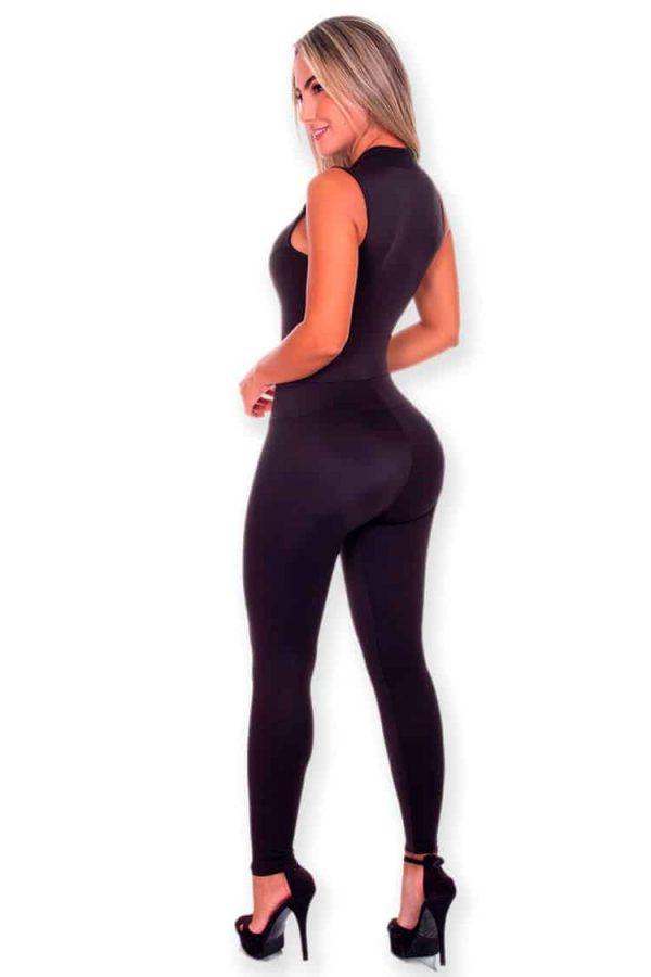 Jumpsuit-Wonderfit-886-Black-Back