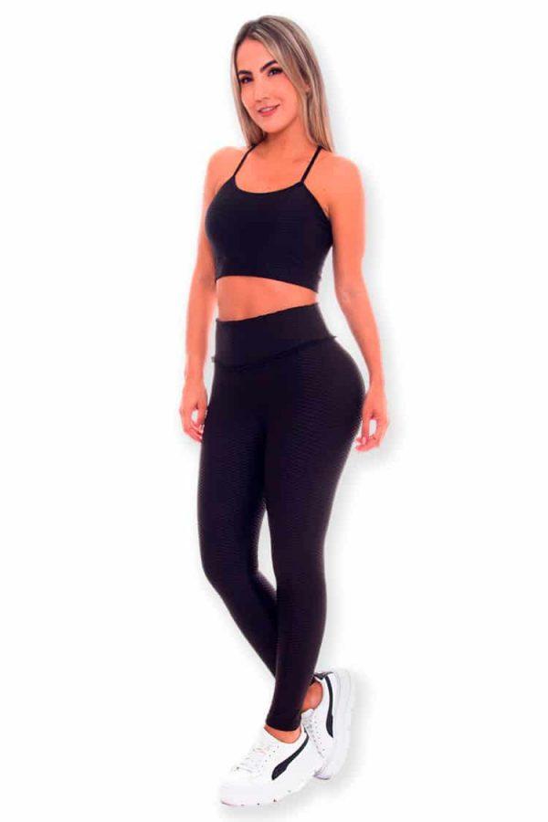 Workout-Leggings-by-Wonderfit-682-Black-Front