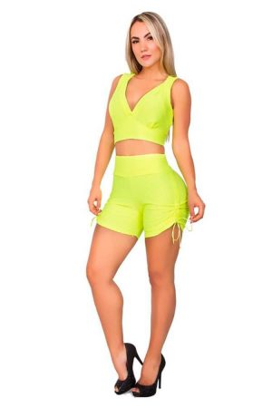 Set-Shirt-and-Short-Lime-Green-Front-Web