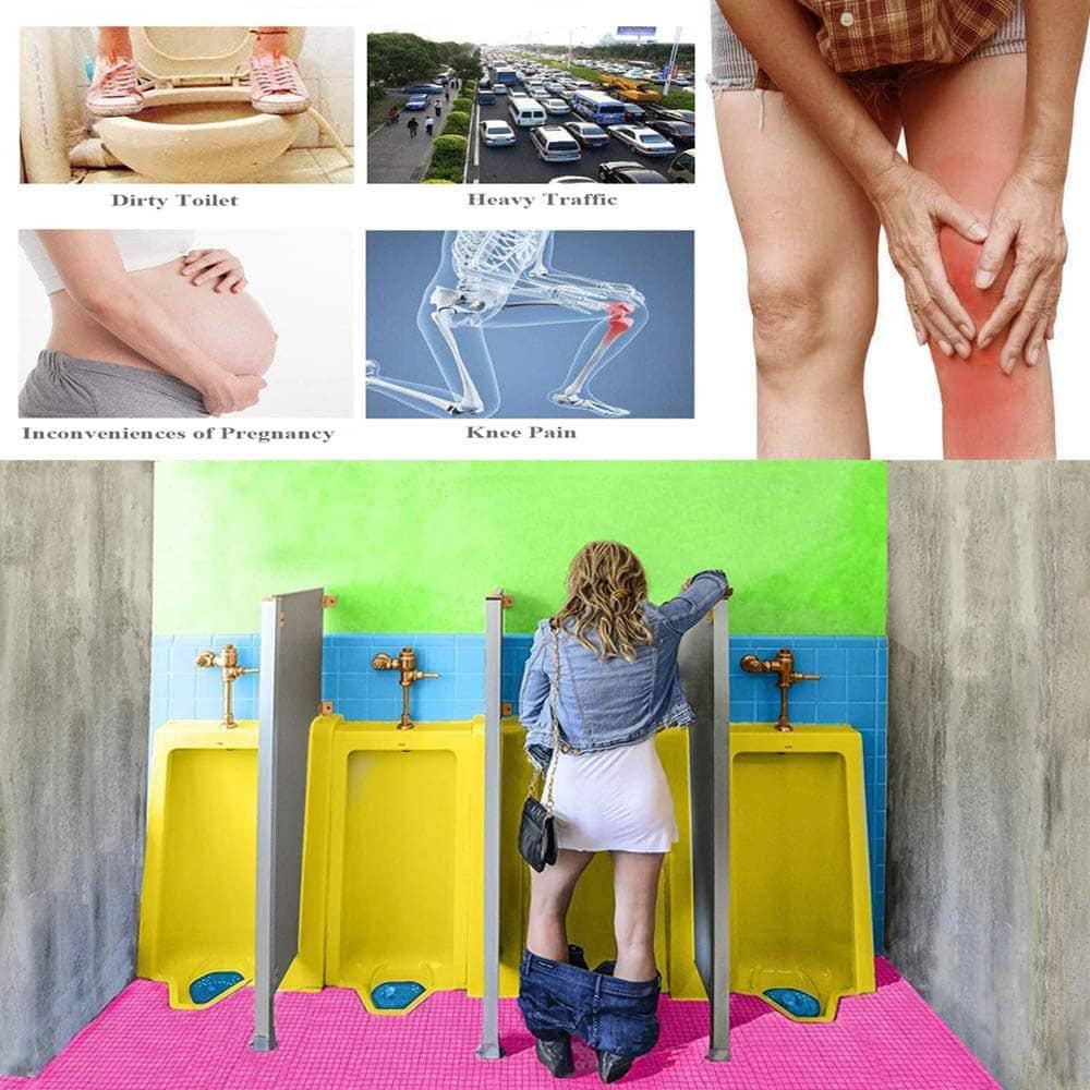 Wonder-Pee Female Urinal Device 21